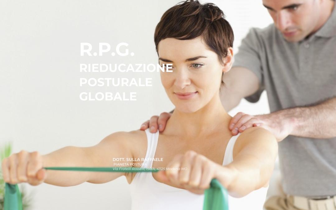 R.P.G. Rieducazione Posturale Globale