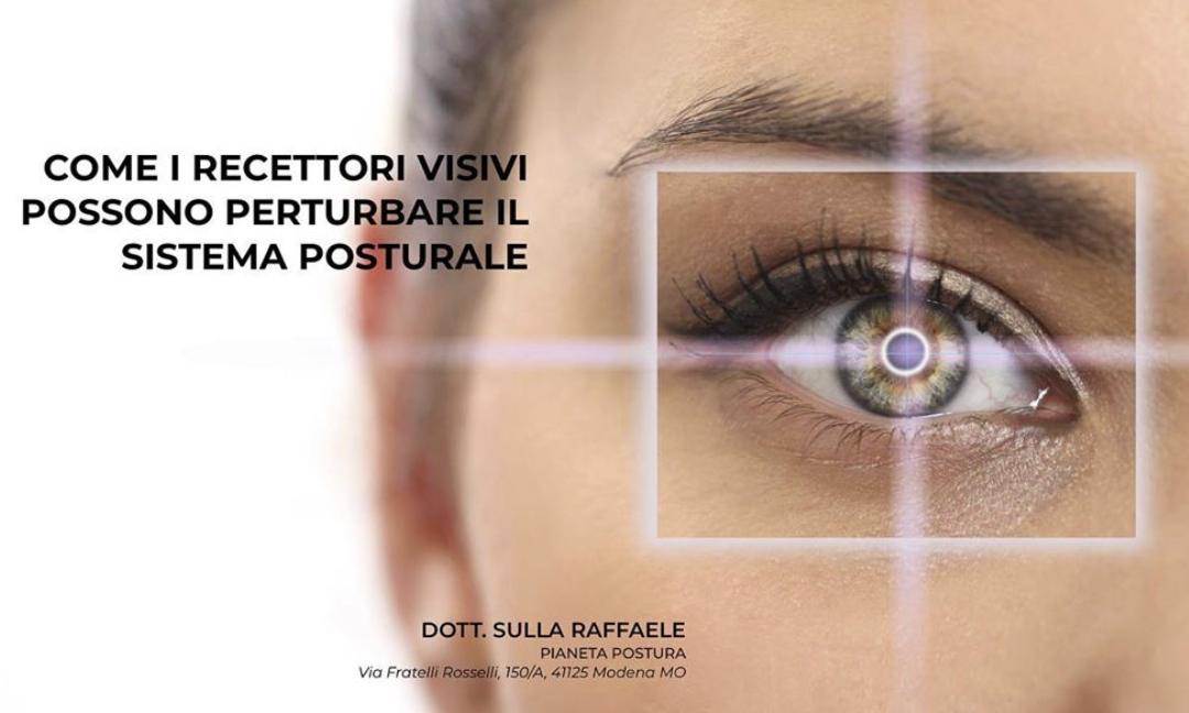 Recettori visivi & postura
