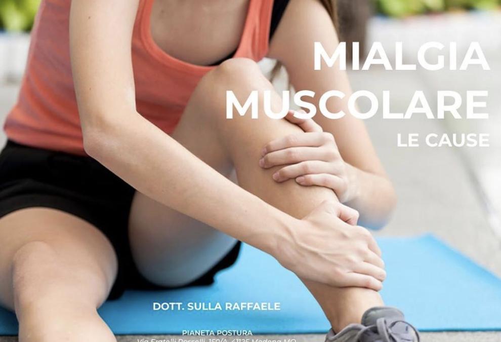 Mialgia muscolare